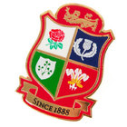 Image of: British & Irish Lions Shield Pin Badge