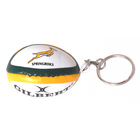Image of: South Africa Rugby Sponge Ball Keyring