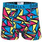Image of: Oddballs Love Triangle Boxer Shorts
