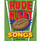 Image of: Rude Rugby Songs Book