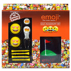 Image of: Emoji Golf Accessory Set
