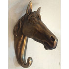 Image of: Horse Head Coat Hook