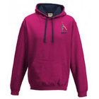 Image of: Gymnastic Personalised Embroidered Hoody