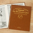 Image of: Philadelphia Eagles Washington Post US Football Book