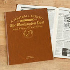 Image of: New England Patriots Washington Post US Football Book