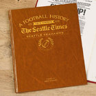 Image of: Seattle Seahawks SeattleTimes US Football Book