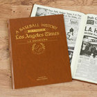 Image of: LA Dodgers LA Times Baseball Book