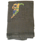 Image of: Rugby Towel - Grey
