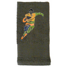 Image of: Rugby Hand Towel - Grey