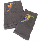 Image of: Rugby Towel Set