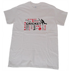 Image of: Cricket Text Tee