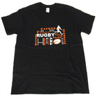 Image of: Junior Rugby Text Tee Male Player