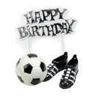 Image of: Football Ball & Boots Cake Decoration Kit