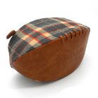 Image of: Portland Rugby Ball Wash Bag - Tartan