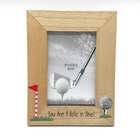 Image of: You Are A Hole In One Golf Photo Frame