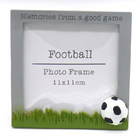 Image of: Football Memories Photo Frame