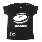 Image of: New Zealand All Blacks Infant Tee