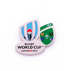 Image of: Ireland Rugby World Cup 2019 Pin Badge