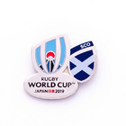 Image of: Scotland Rugby World Cup 2019 Pin Badge