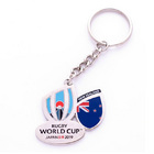 Image of: New Zealand Rugby World Cup 2019 Keyring
