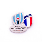 Image of: France Rugby World Cup 2019 Pin Badge