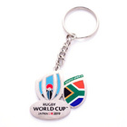 Image of: South Africa Rugby World Cup 2019 Keyring