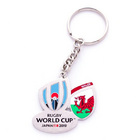 Image of: Wales Rugby World Cup 2019 Keyring