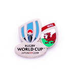Image of: Wales Rugby World Cup 2019 Pin Badge