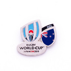 Image of: New Zealand Rugby World Cup 2019 Pin Badge