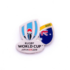 Image of: Australia Rugby World Cup 2019 Pin Badge
