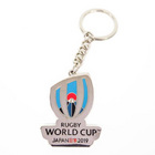Image of: Nickel Rugby World Cup 2019 Logo Keyring