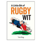 Image of: A Little Bit of Rugby Wit Book