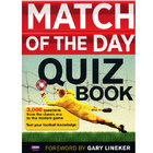 Image of: Match of the Day Quiz Book
