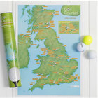 Image of: Golf Courses Collect and Scratch