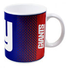 Image of: New York Giants Fade NFL Mug