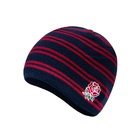 Image of: England Rugby Acrylic Fleece Beanie - Navy/Red